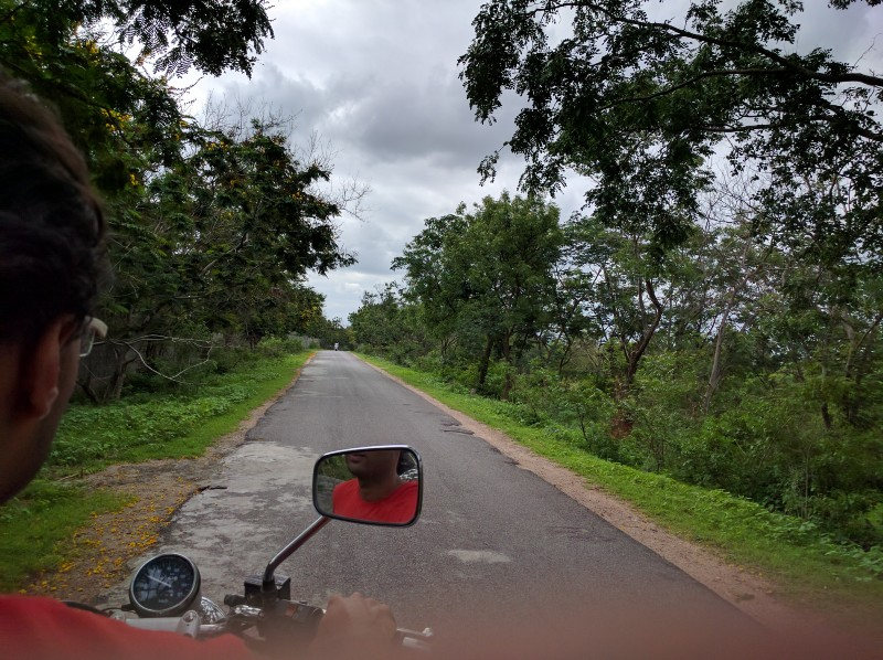 Bike Trip to Osman Sagar