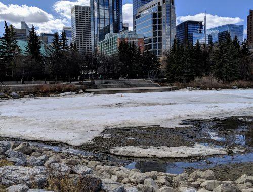 Layover in Calgary